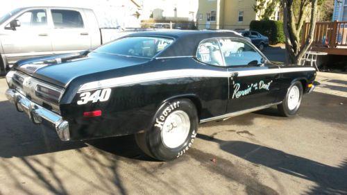 Sell Used 72 Duster 340 4 Speed Mopar Muscle Rust Free In