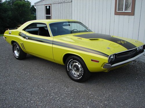 70 Dodge Challenger Rt 440 Six Pack