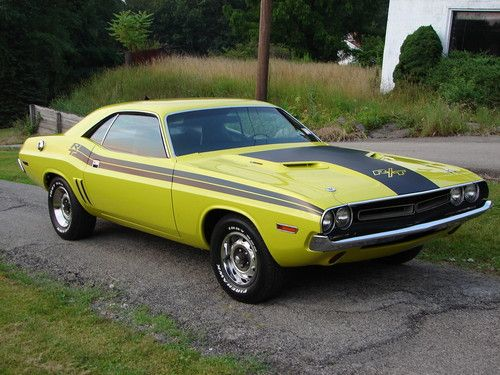 Pack Dodge 70 Rt 440 Six Challenger