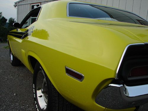 Six Rt Challenger Dodge 70 Pack 440