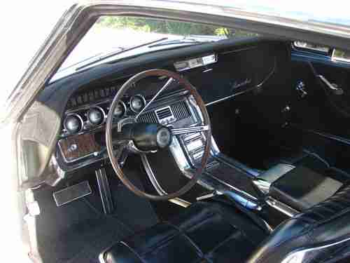 Interior 1966 Ford Thunderbird Engine Compartment Images