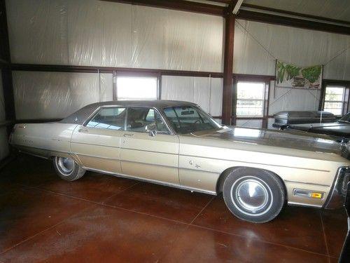 Interior Imperial Lebaron 1971 Chrysler