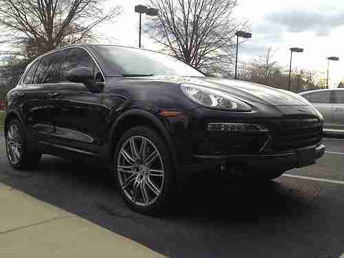 Find Used 2012 Porsche Cayenne Well Optioned 21 Inch