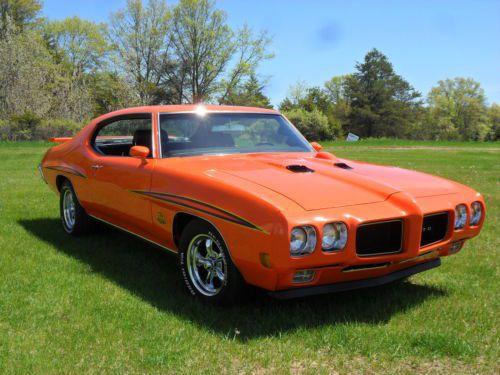 1970 W Blower Pontiac