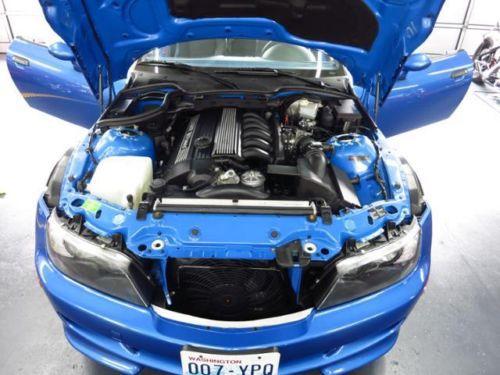 Z3 Blue 1997 Estoril Bmw