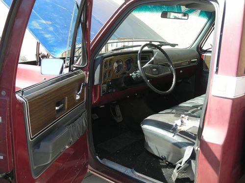 Chevy 1974 Engine 350
