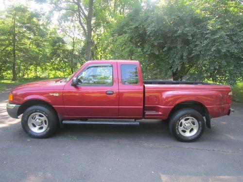 2002 Ranger Ford Drive 4 Xlt Wheel