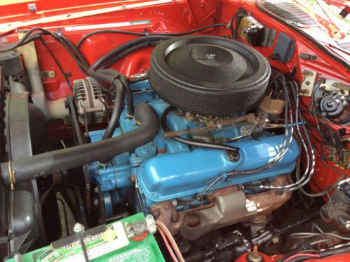 Purchase Used 1973 Barracuda 318 Ci Engine In Beverly