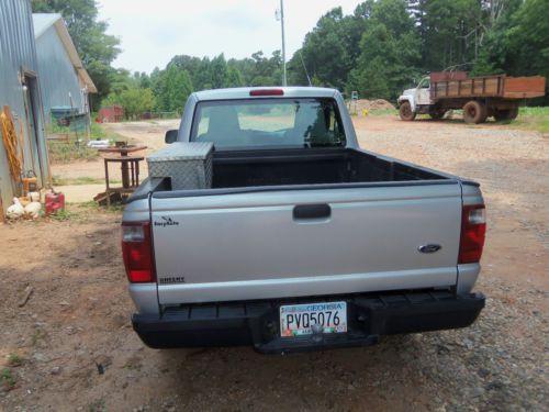 2000 Ford Ranger Xlt Custom