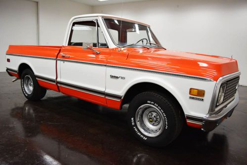 Bed Chevy Truck C10 1963
