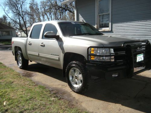 5 And 2wd Lifted Silverado 3 Rear Front 1 2006