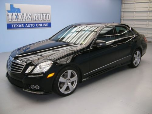 Find Used 2012 Mercedes Benz E550 Coupe Heated Cooled