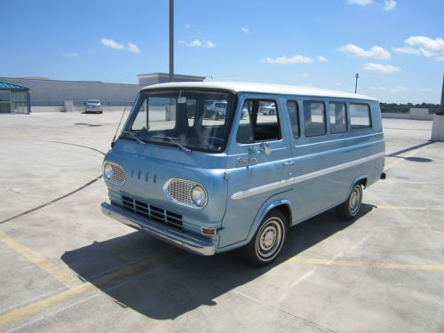 1962 Ford Falcon Two Door Wagon