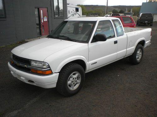 Chev 10 3 Spd 2003 4 S 4