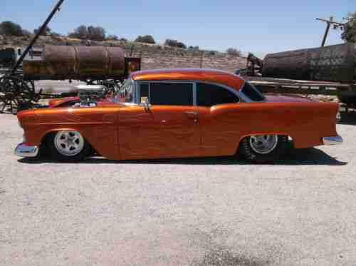 California Convertible Sale Chevy 1955