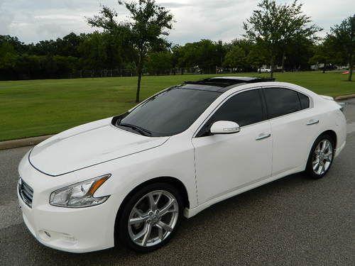 Buy Used 2012 Nissan Maxima 3 5 Sv Premium Edition