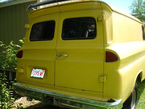 Sell Used 1960 Chevy C 10 4 X 4 Panel Truck 400 Sbc