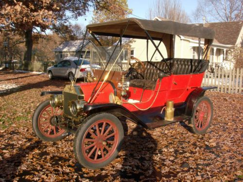 Sell new 1909 Ford Model T Touring  Open Valve Engine  Numbers     1909 Ford Model T Touring  Open Valve Engine  Numbers Matching  Babited  Rearend