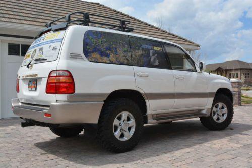 2000 Land Cruiser Lift Kit