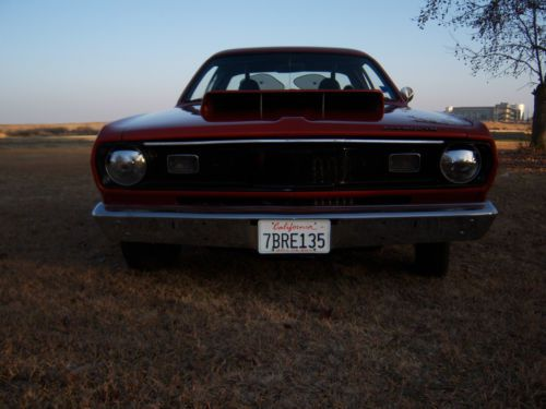 1973 Plymouth Duster Street Machine