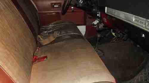 1977 Chevy Stepside 4x4