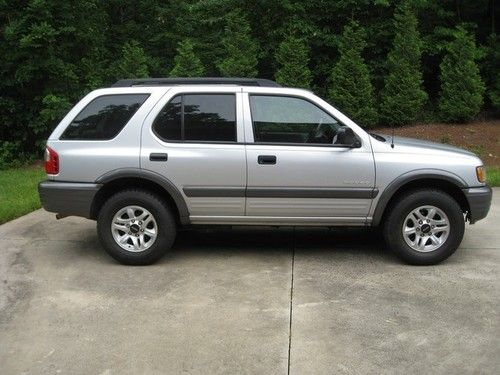 Buy Used 2003 Isuzu Rodeo V6 2wd No Reserve In Troutman