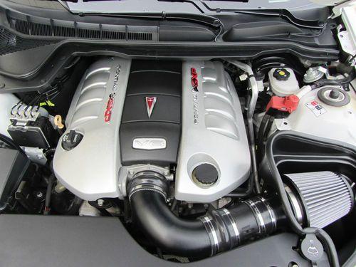 Interior G8 Firehawk Pontiac 2009