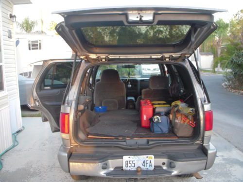Chevy S10 Radiator Leak