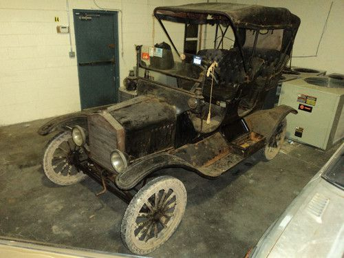 Find used 1909 body on a 1920 Ford Model T truck chassis  No reserve     1909 body on a 1920 Ford Model T truck chassis  No reserve