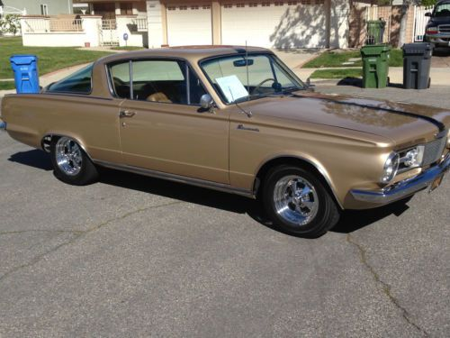 Purchase Used 1965 Plymouth Barracuda Base 4 5l In Simi