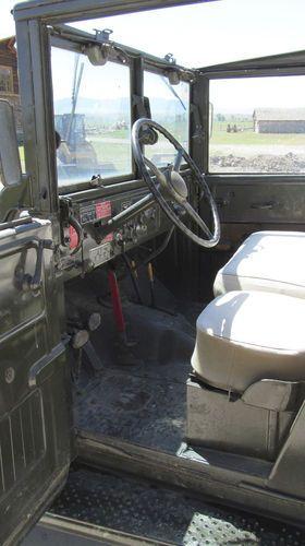 Find Used Unrestored 1952 Dodge M37 M56 W Winch Amp M101 A1