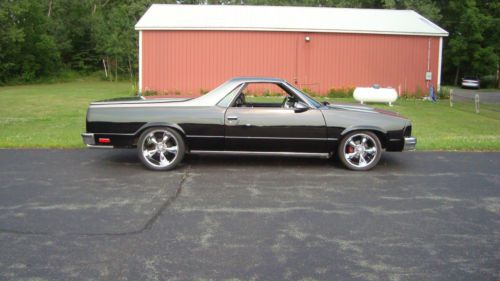 Sell Used 1986 El Camino Resto Mod Custom Trades In