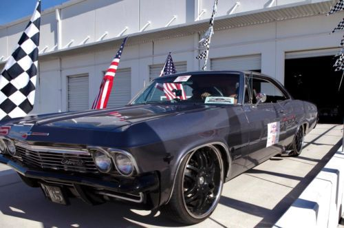 1961 Chevy Impala Ss Convertible Project
