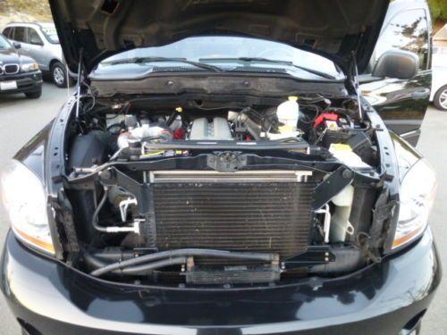 V10 Dodge Pickup Black