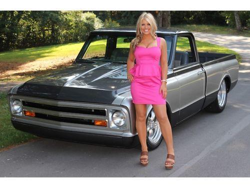 1969 Chevy C10 4x4 Pickup