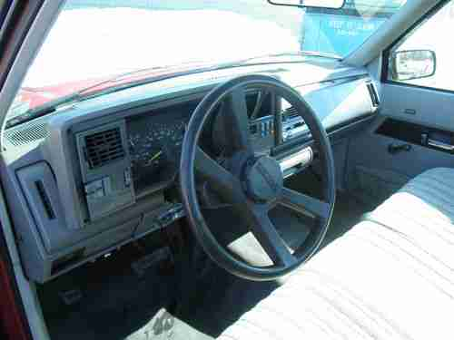 Sell Used 1993 Chevy Cheyenne Pickup 80k Mileage Excellent