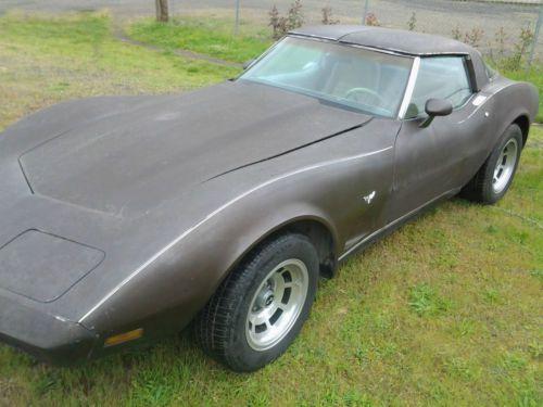 1979 Corvette T Top Parts