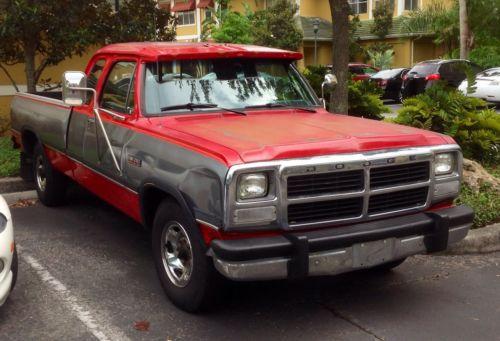 Cab Extended D150 Dodge