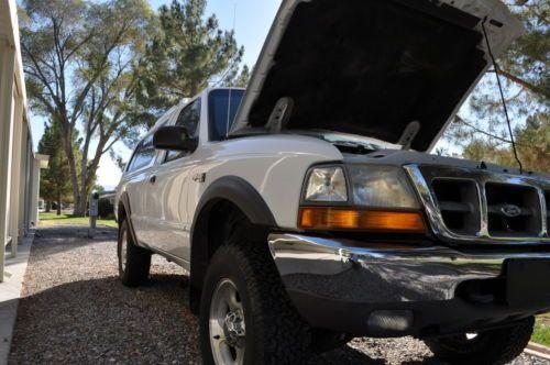 Repair Manual Ford Ranger 2001