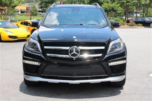 Mercedes Benz Gl63 Amg 4matic Sedan