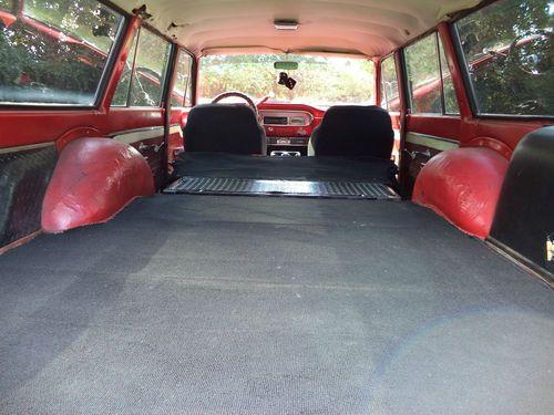 Ford 500 Fairlane Ranch Wagon