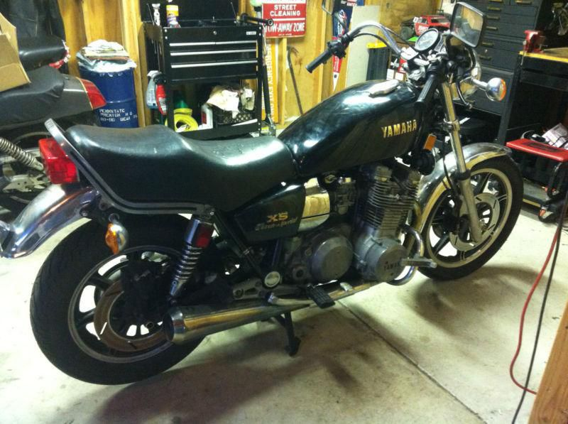 1980 Yamaha Xs Eleven Special