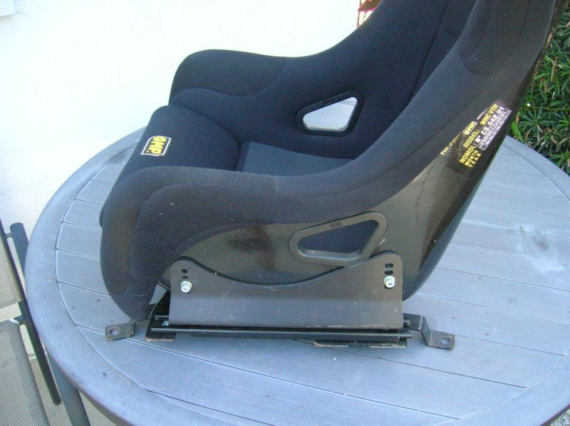 Buy Omp Wrc Vtr Racing Seat With Brackets And Mounting Kit