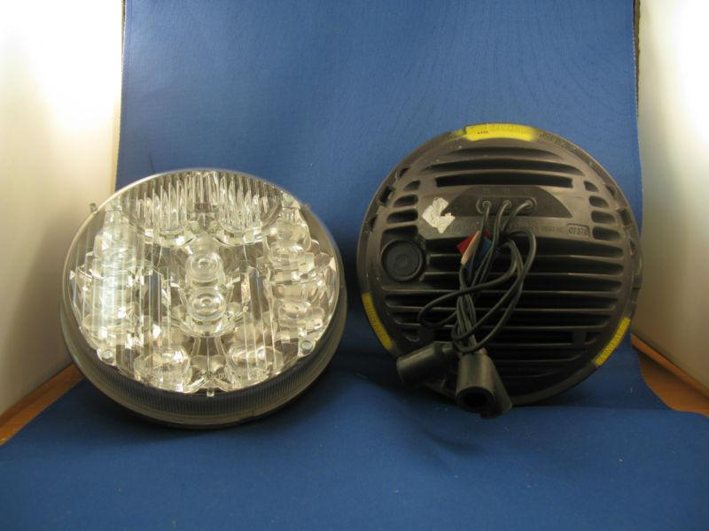 Sell Pair Of Nos Military Truck Lite 24 Volt 7 Quot Led