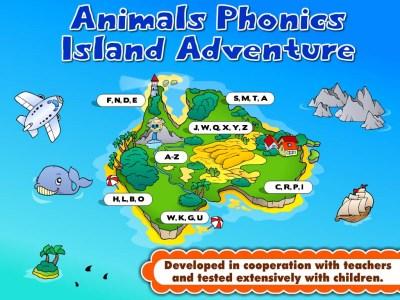 Phonics Island | 22learn