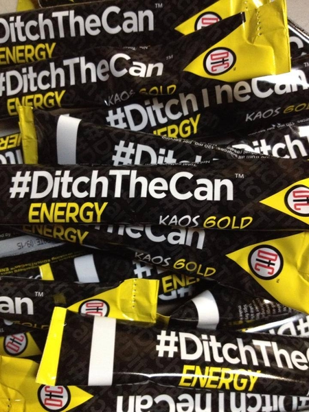 #DitchTheCan Partners with Chicago Bears Robbie Gould and ...