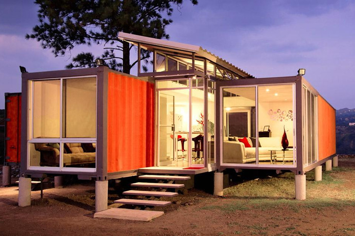 Top 20 Shipping Container Home Designs and their Costs 2018 Container guesthouse