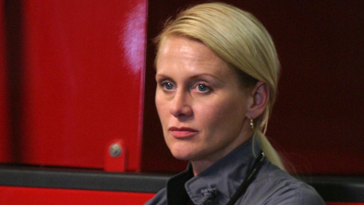 Andrea Thompson Hot andrea thompson cast in 24 season 3 24 spoilers | hot