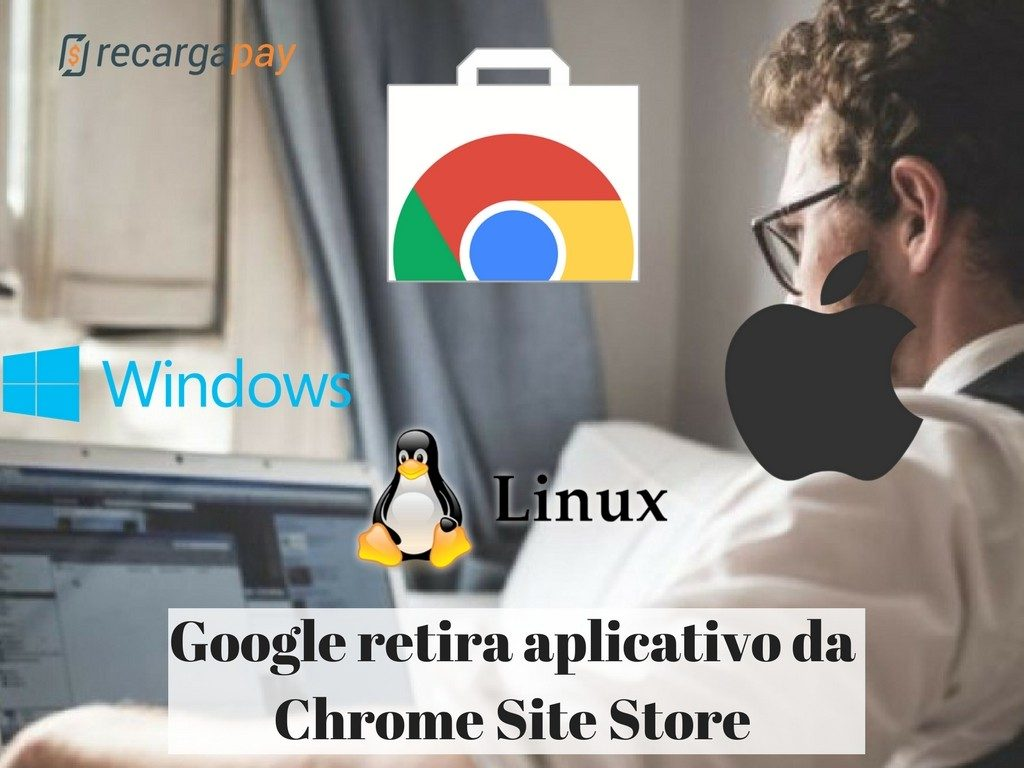 Google deshabilita aplicativo na Chrome Site Store