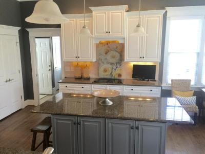 Sherwin Williams Extra White and Benjamin Moore Steel Wool ...